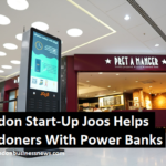 How London Start-Up Joos helps Londoners stay charged with its socially responsible & Apple-approved Power Banks